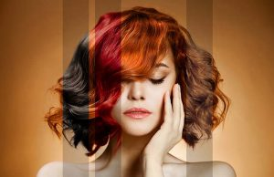 Hottest Hair Color Trends 2018