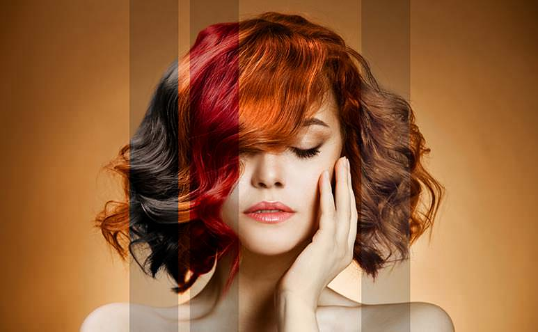 Hottest Hair Color Trends 2014