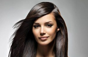 How can I get shiny and silky hair