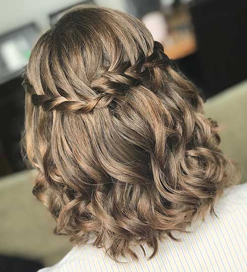 Braided Curls