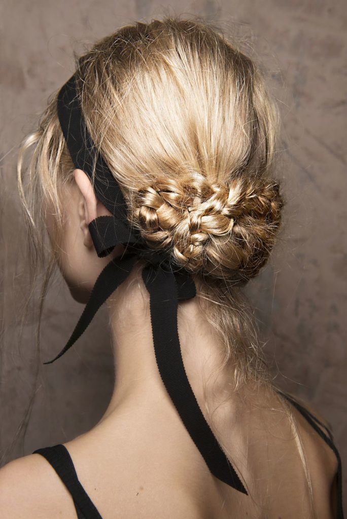 Braided With a Bow