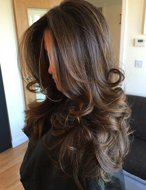 Curl Out Layers