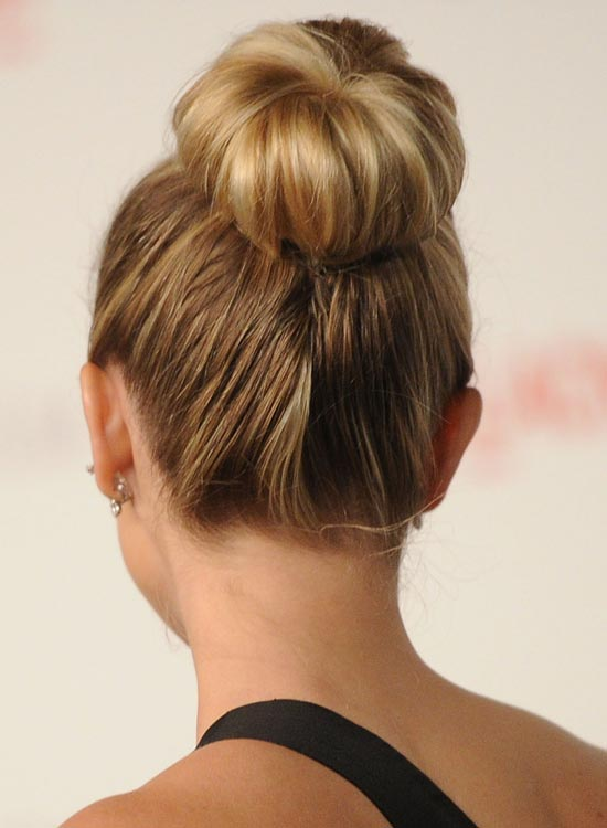 Easy High Donut Bun