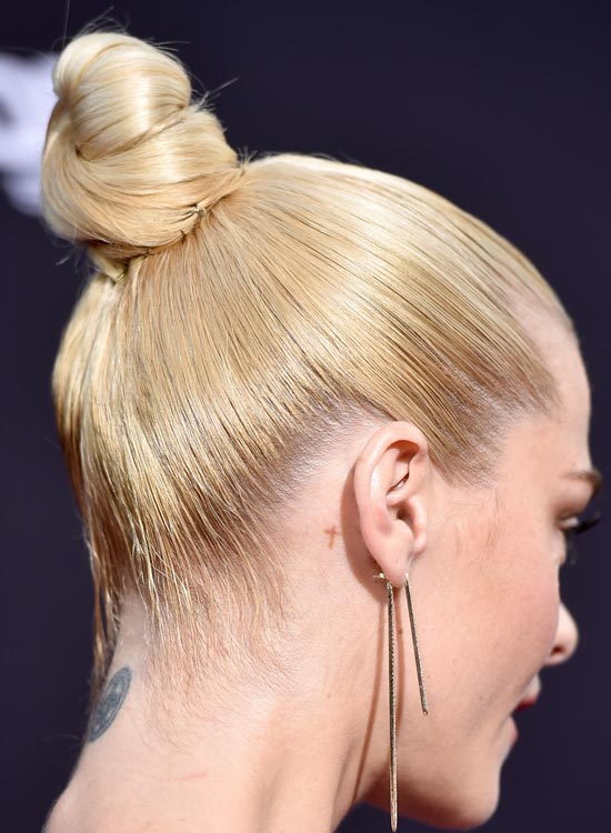 Easy and Convenient Ballet Bun