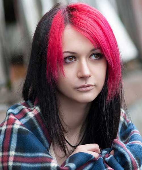 Emo Layers With Red Crown