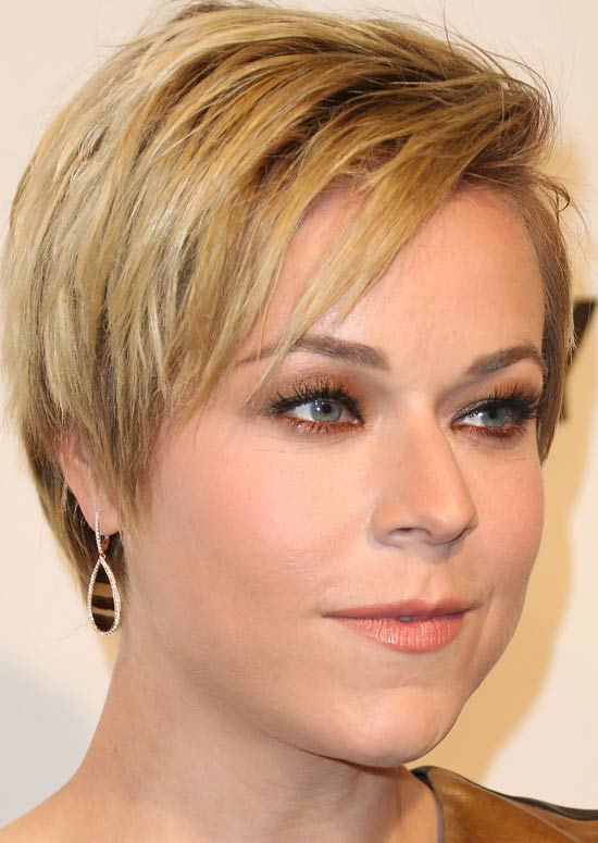 Flipped Pixie Cut