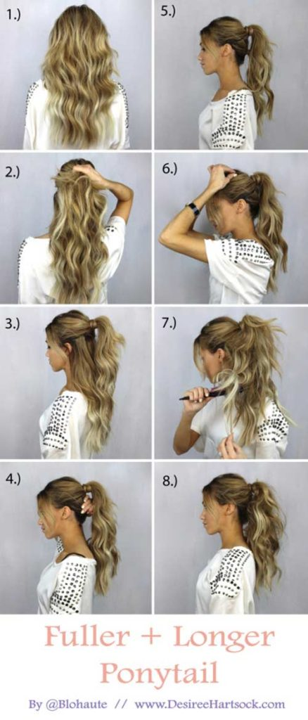 Terrific Hairstyles For Long Thin Hair