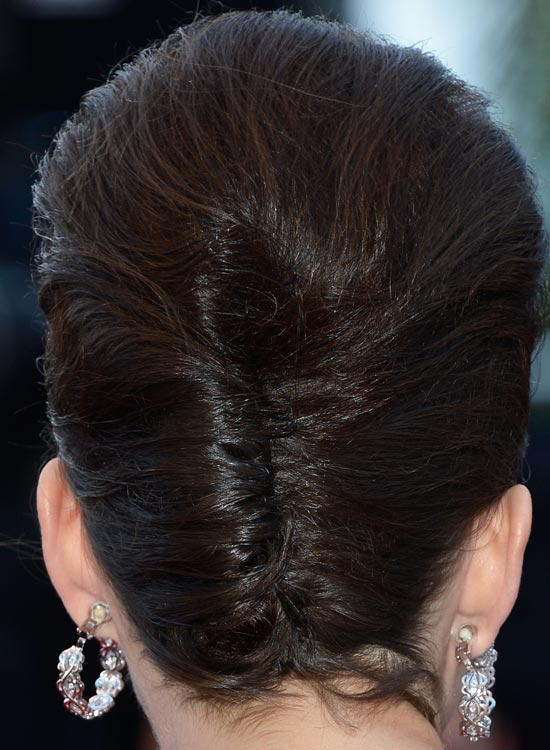 Gorgeous Bouffant with French Twist