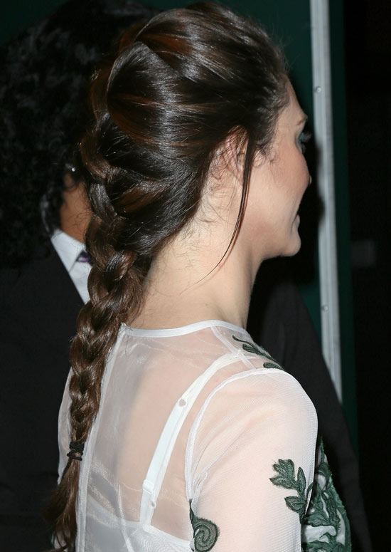 High French Braid