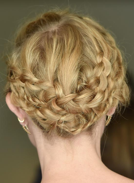 Intricate Hawser Braid