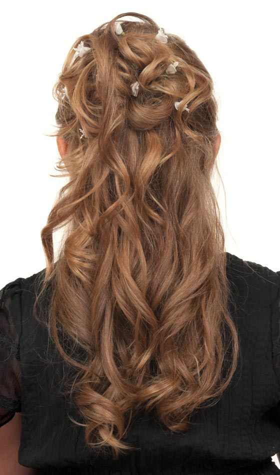 Knot By knot Hairstyle