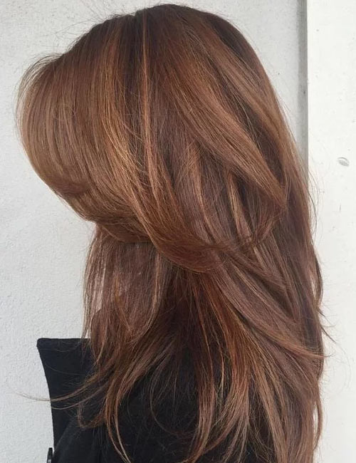 Layers With Bangs