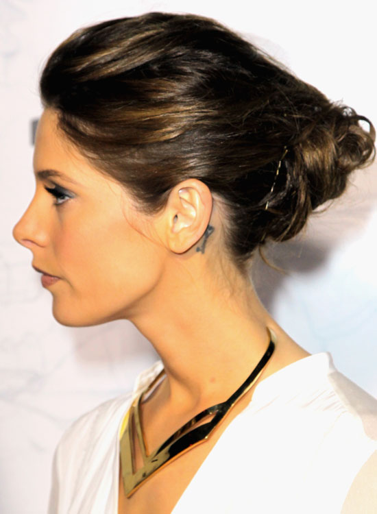 Messy Highlighted Angular Bun