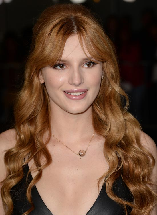 Middle-Parted Beachy Waves with Volumized Crown