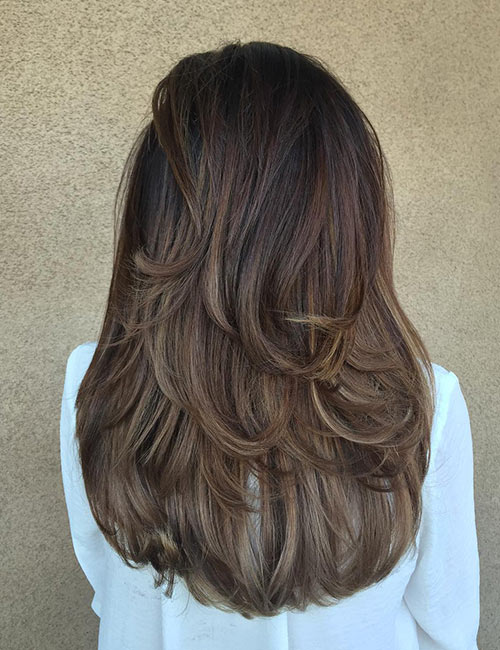 Partial Highlighted Layers