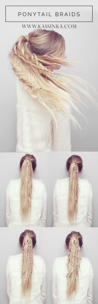 Ponytail Braids