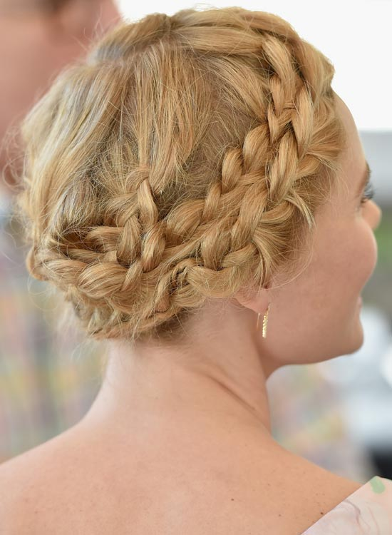 Round Headband Braid