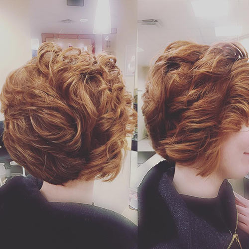 Short Soft Curls