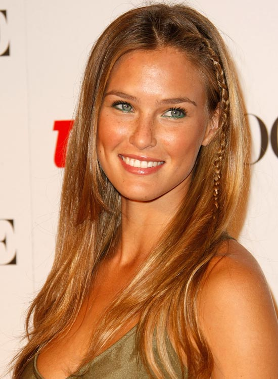 Single Braided Wavy Hair with Soft Layers