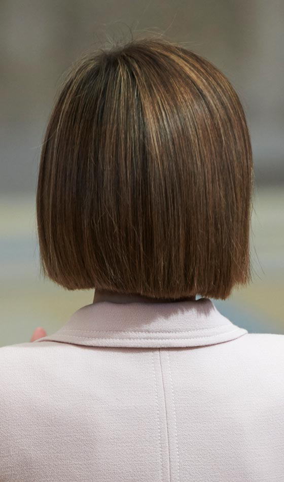 Sleek, Symmetric Bob