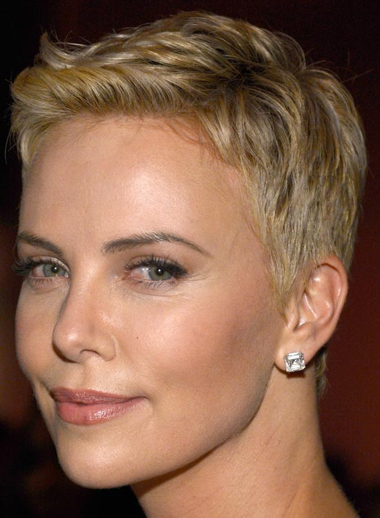 Super Short Pixie Cut