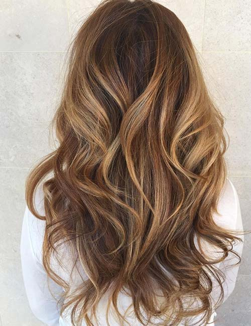 Supple Wavy Layers