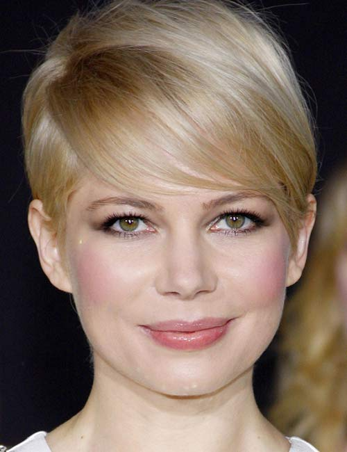 The Blonde Pixie