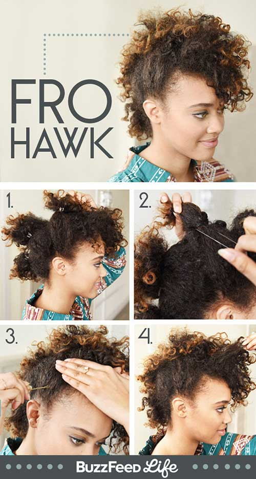 The Fro Hawk
