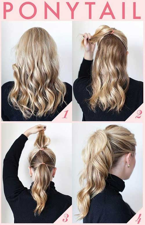 The Sophisticated Ponytail