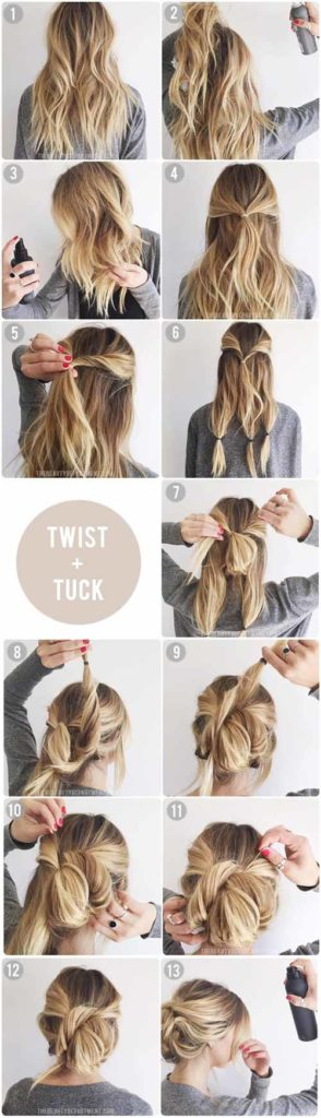 The Twist And Tuck