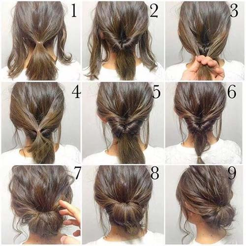 The Twist-In Bun