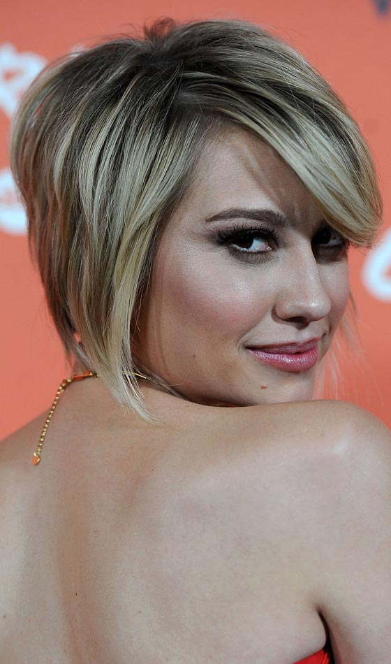 Two-Toned Short Bob