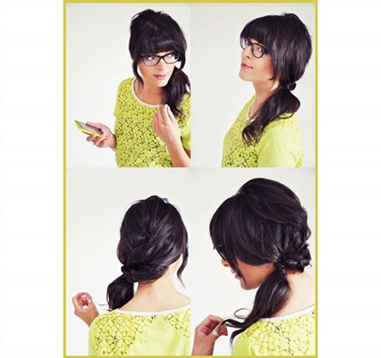 wisted Ponytail